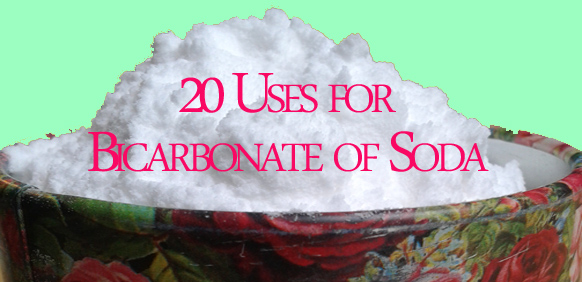 My Favorite Things 20 Uses For Bicarbonate Of Soda