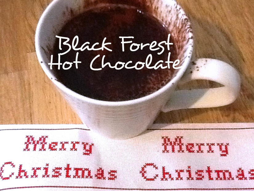 black forets hot chocolate
