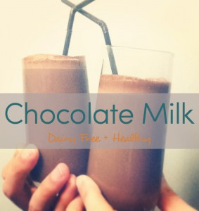 vBlog: What is Gluten & Should you be Eating it?  Gluten/Dairy Free Chocolate Milk Recipe