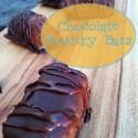 Homemade Chocolate Bounty Bars