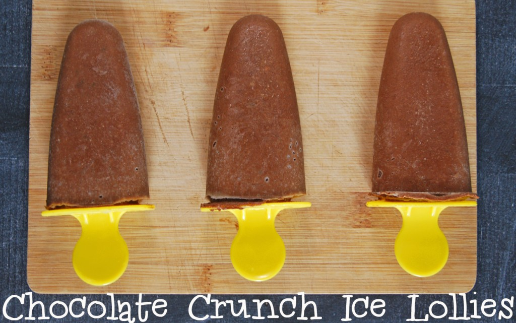 choc lollies