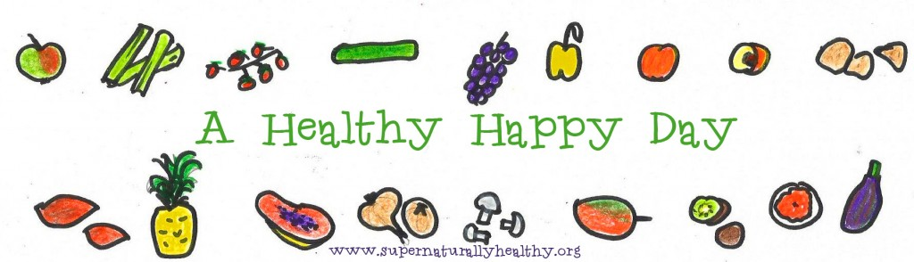A Healthy Happy  Day: The Adventure Begins…