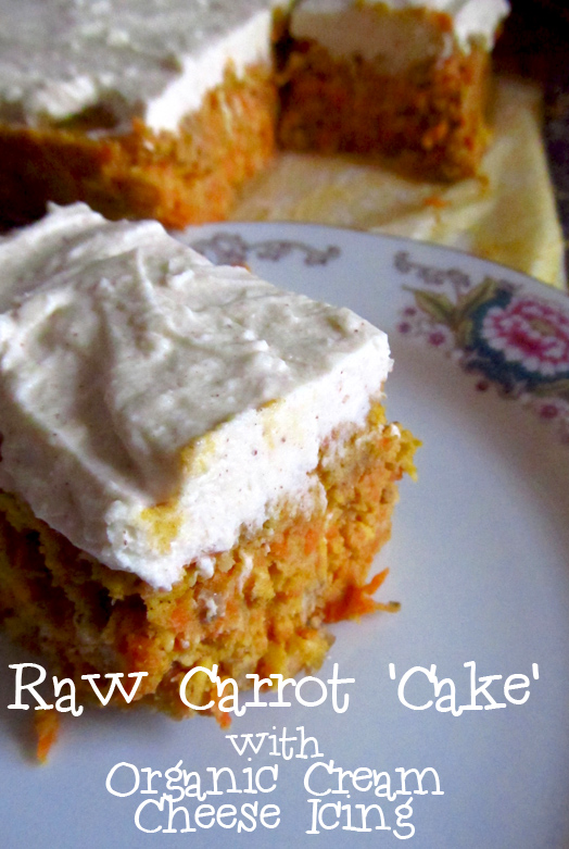 Enhance Carrot Cake With