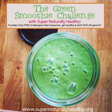 green smoothie chall images