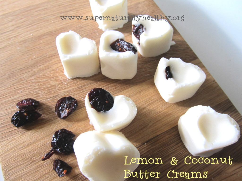 lemon and coconut butter creams2