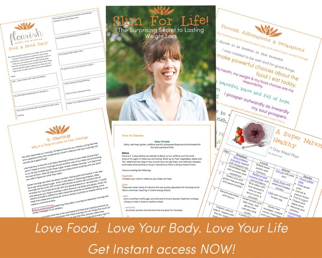 Slim for life - ebook example