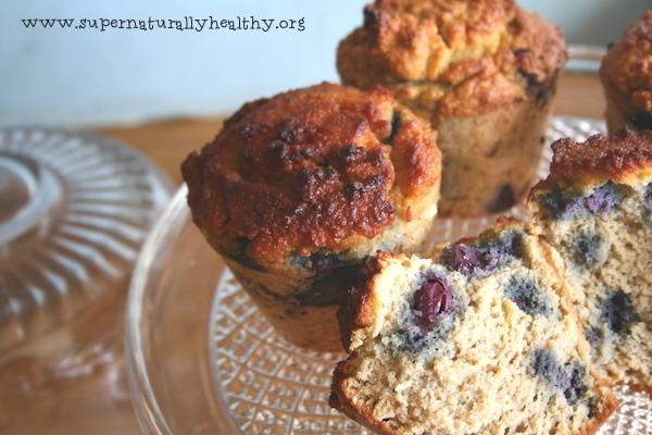 leon bluberry muffin
